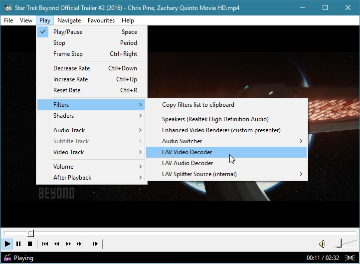 MEDIA PLAYER CLASSIC HC 1.7.10 USE EXTERNAL LAV FILTER_30-05-2016_22-58-41