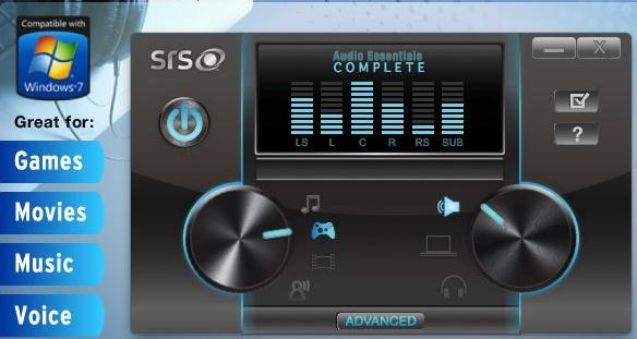 srs audio