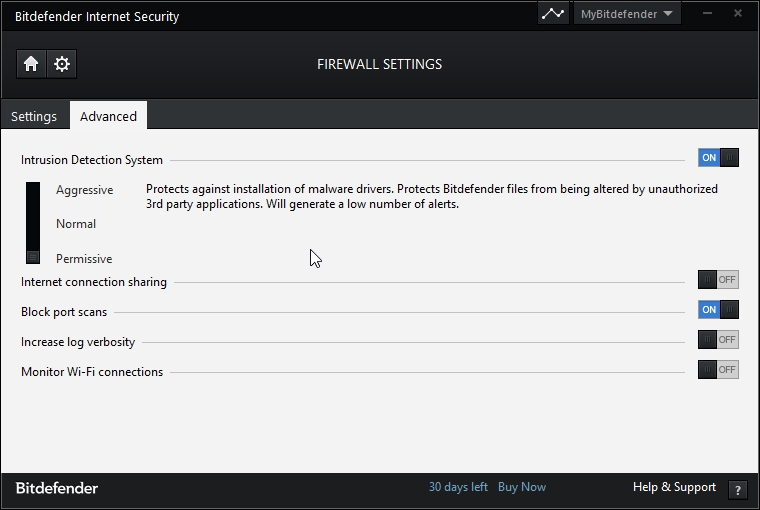 BITDEFENDER IS 2014 CONFIG_057_07072013_013700
