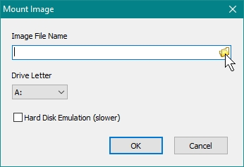 SOFTPERFECT RAMDISK CREATE A RAMDISK WHILE WILL BE MANUALLY MOUNTED, SAVED AND UNMOUNTED_21-07-2016_10-20-23