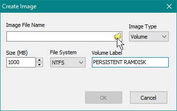 SOFTPERFECT RAMDISK CREATE PERSISTENT RAMDISK WHICH WILL BE MOUNTED AT BOOT UP_21-07-2016_09-47-36