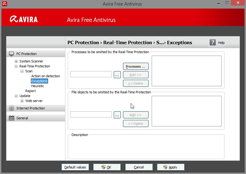 how to manually update avg virus definitions
