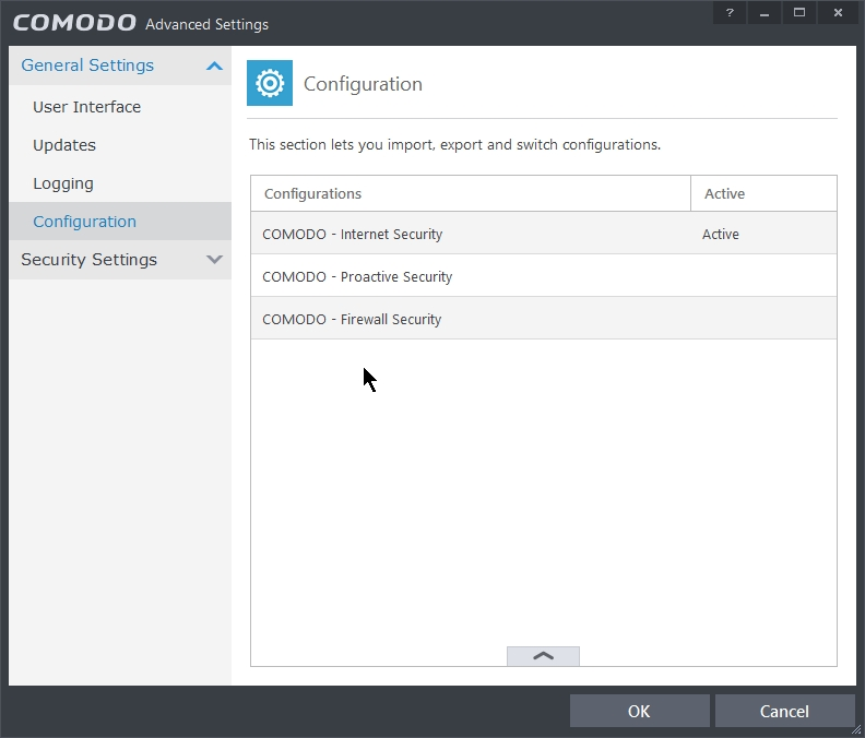 COMODO INTERNET SECURITY 7 SETTINGS_09-09-2014_14-49-16