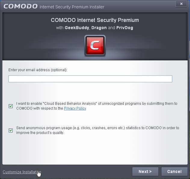COMODO INTERNET SECURITY 7_001_07032014_012549