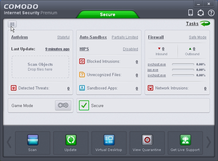 COMODO INTERNET SECURITY 7_002_07032014_021206
