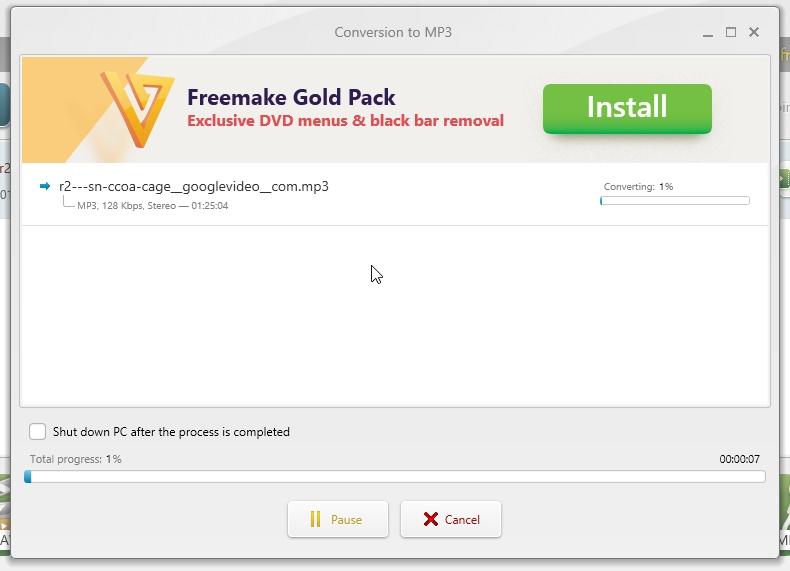 FreeMake Video Converter Free | Cyber Raiden