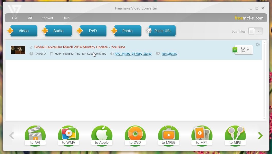 FreeMake Video Converter Free   Cyber Raiden