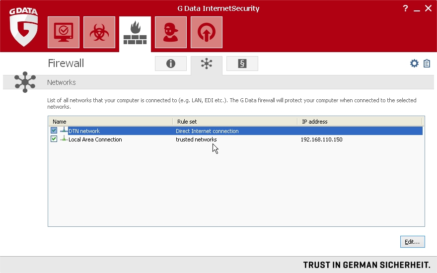 G Data Internet Security 2015 review + settings | Cyber Raiden