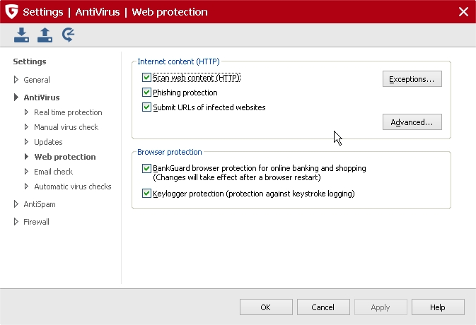 2014-04-05 05_49_11-_G DATA INTERNET SECURITY 2015_Settings _ AntiVirus _ Web protection