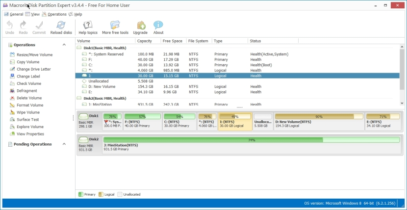 MACRORIT DISK PARTITION EXPERT FREE EDITION 3.4_001_08042014_003706