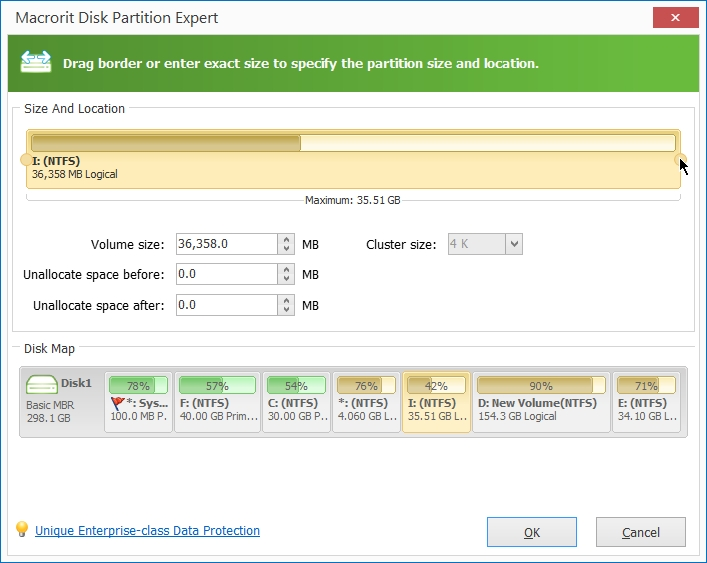 MACRORIT DISK PARTITION EXPERT FREE EDITION 3.4_004_08042014_004405