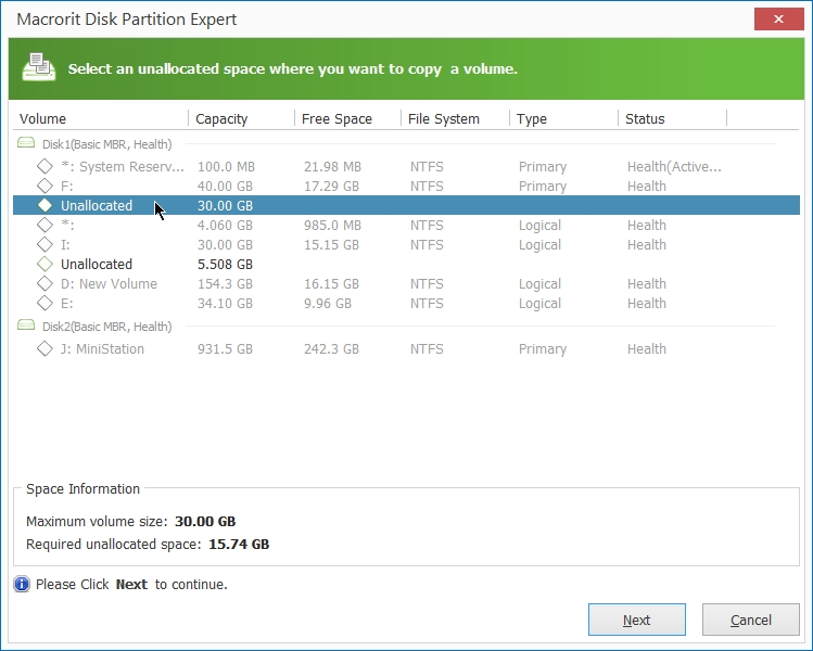 MACRORIT DISK PARTITION EXPERT FREE EDITION 3.4_012_08042014_004549