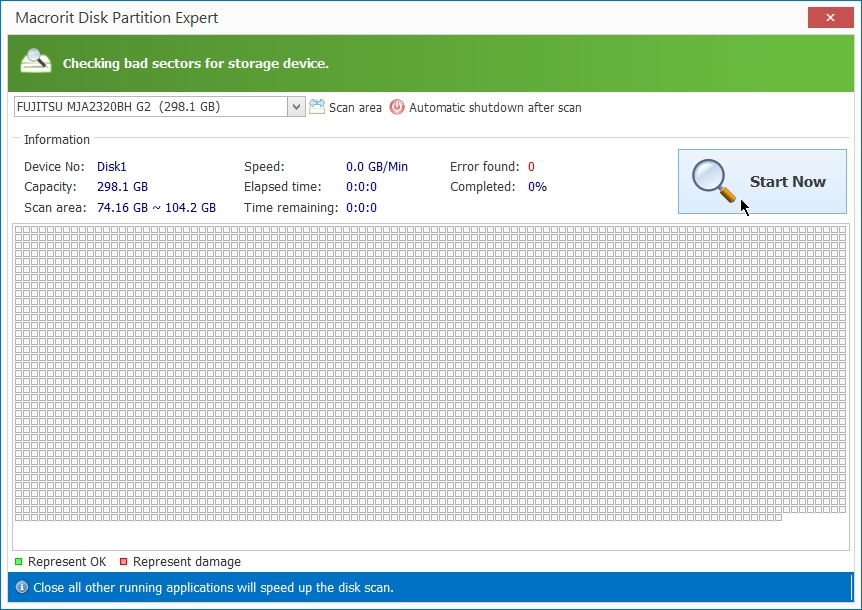 FULL Macrorit Partition Expert 6.1.1 Unlimited Edition + Serials