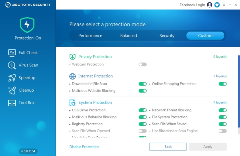 360 TOTAL SECURITY 6 DISABLE ENABLE PROETCTION_18-03-2015_14-54-32