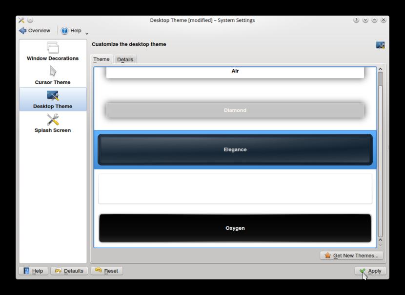 LINUX MINT 16 KDE CONFIG16
