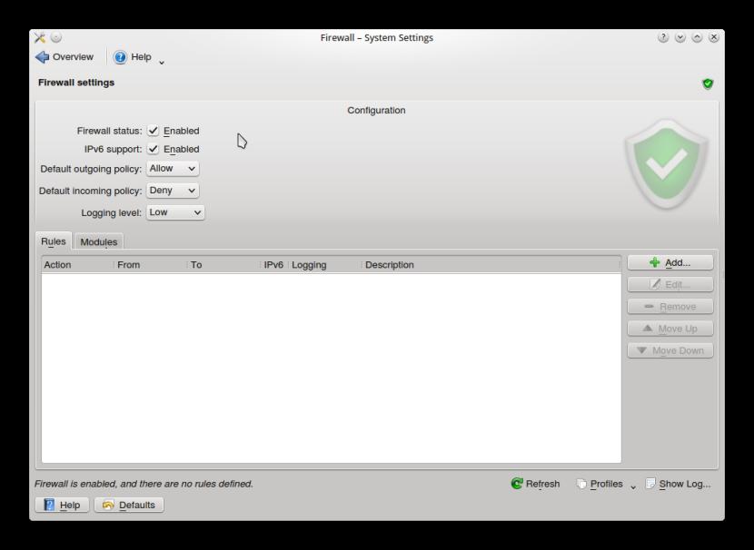 LINUX MINT 16 KDE CONFIG20