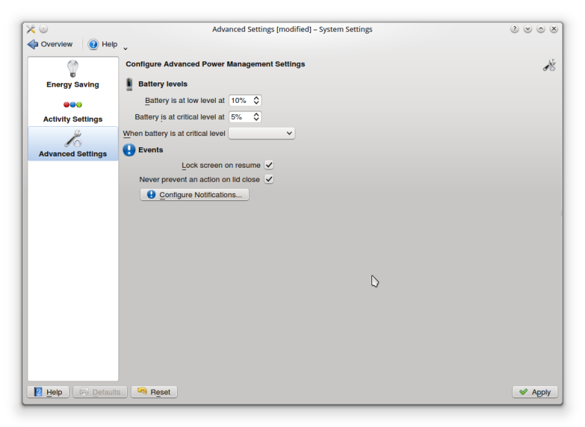 LINUX MINT 16 KDE CONFIG22
