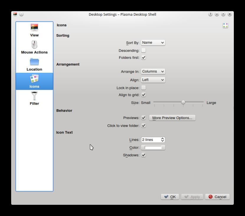LINUX MINT 16 KDE CONFIG25