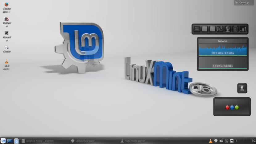LINUX MINT 16 KDE CONFIG26