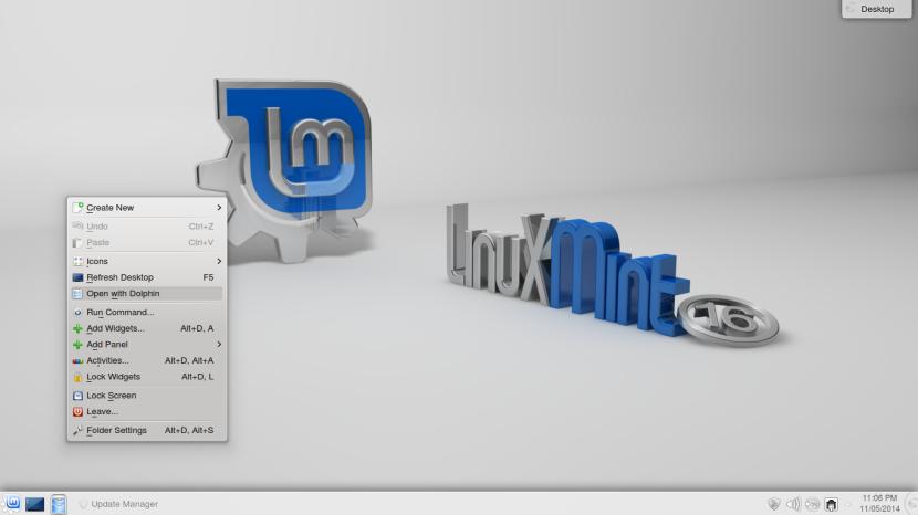 LINUX MINT 16 KDE CONFIG9
