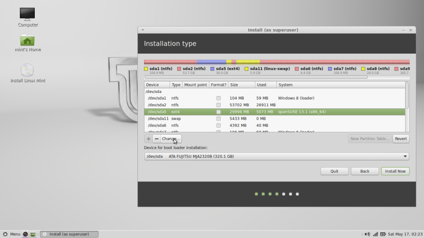 LINUX MINT 17 MATE Screenshot-1