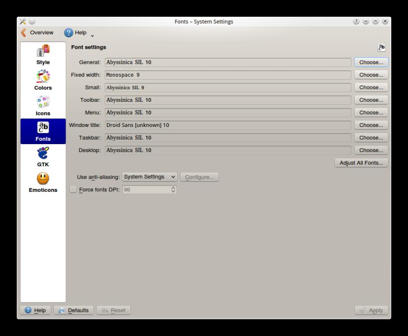 LINUX MINT 17 KDE CONFIG  14
