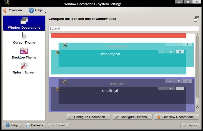 LINUX MINT 17 KDE CONFIG  20