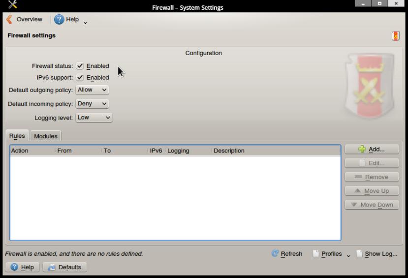 LINUX MINT 17 KDE CONFIG  23