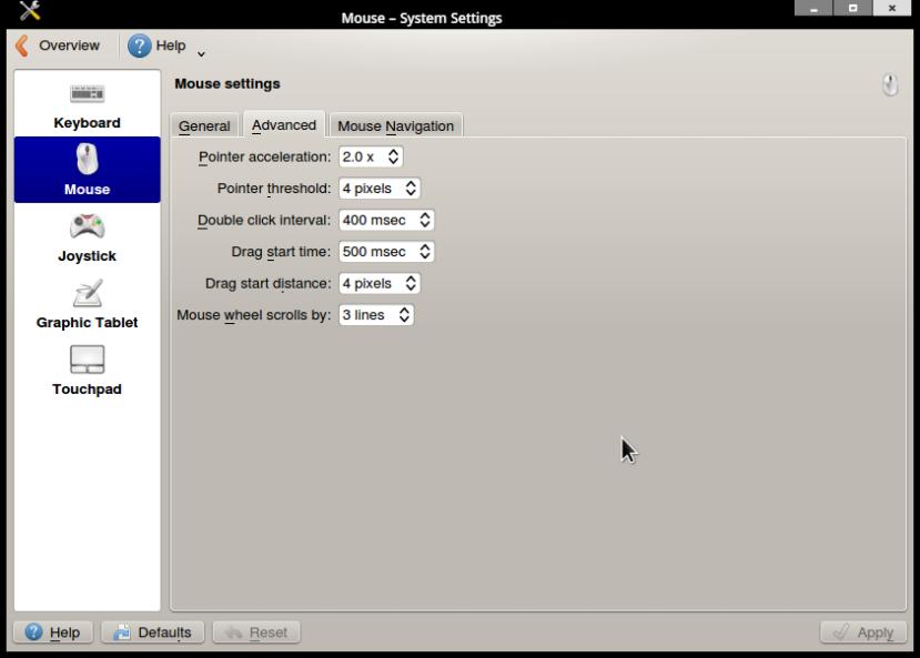 LINUX MINT 17 KDE CONFIG  28