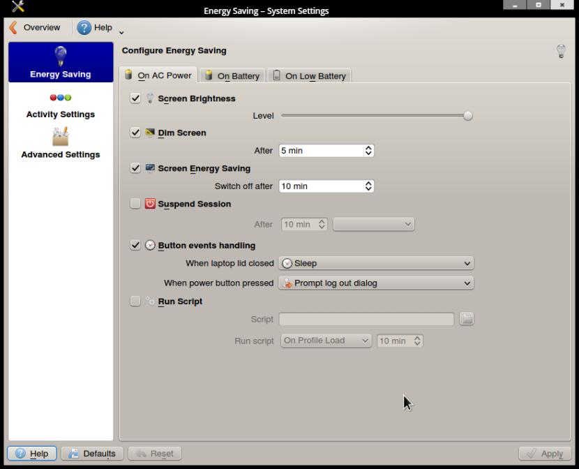 LINUX MINT 17 KDE CONFIG  30