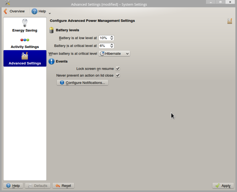 LINUX MINT 17 KDE CONFIG  32