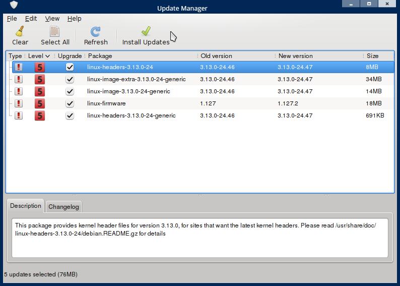 LINUX MINT 17 KDE CONFIG  36