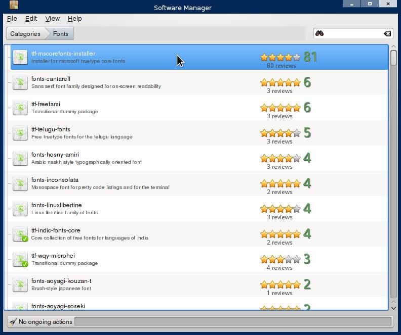 LINUX MINT 17 KDE CONFIG  38