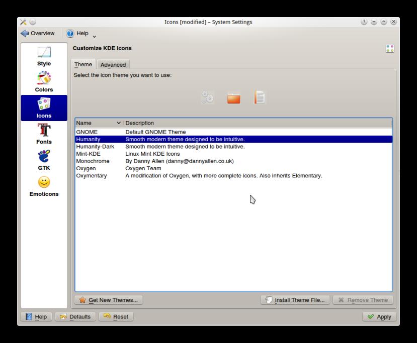 LINUX MINT 17 KDE CONFIG  9
