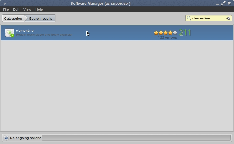 LINUX MINT 17 MATE Software Manager (as superuser)_047