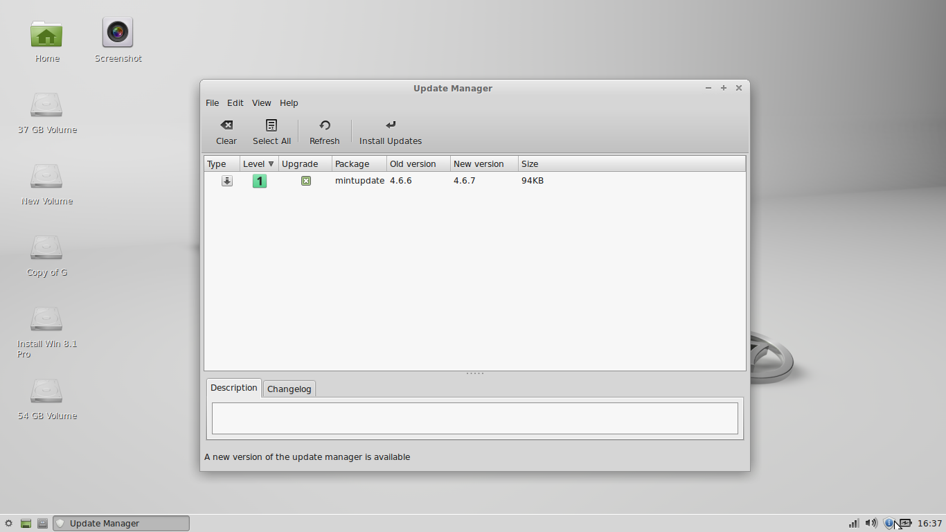 Settings To Do After Installing Linux Mint 17 Qiana XFCE | Cyber Raiden