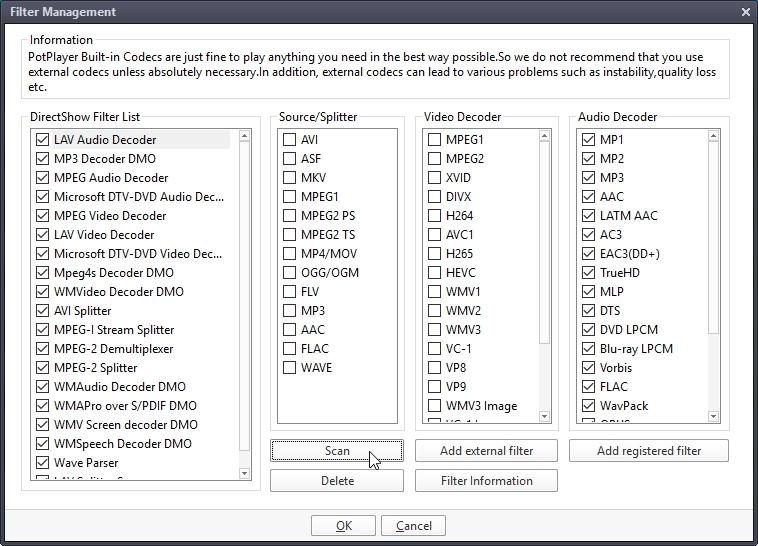 POTPLAYER 1.6.6 USE LAV FILTERS _26052016_165701