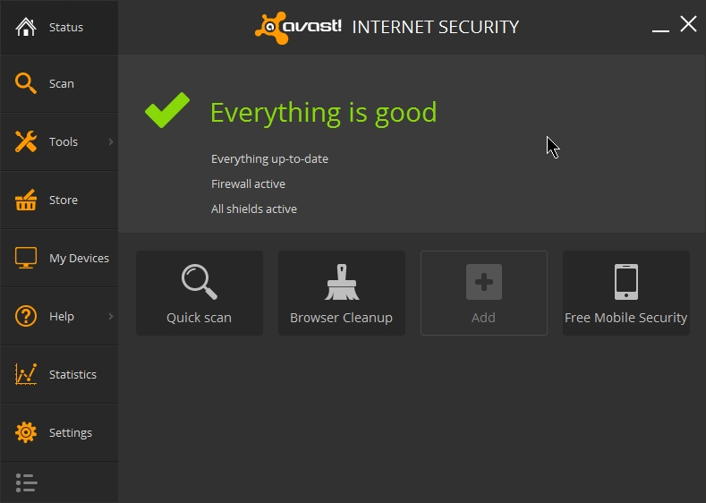 Avast! Internet security 2014 9. 0. 2018. 391 final and license faker.
