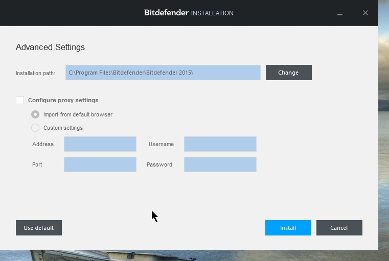 BITDEFENDER INTERNET SECURITY 2015 INSTALL_003_02072014_220142