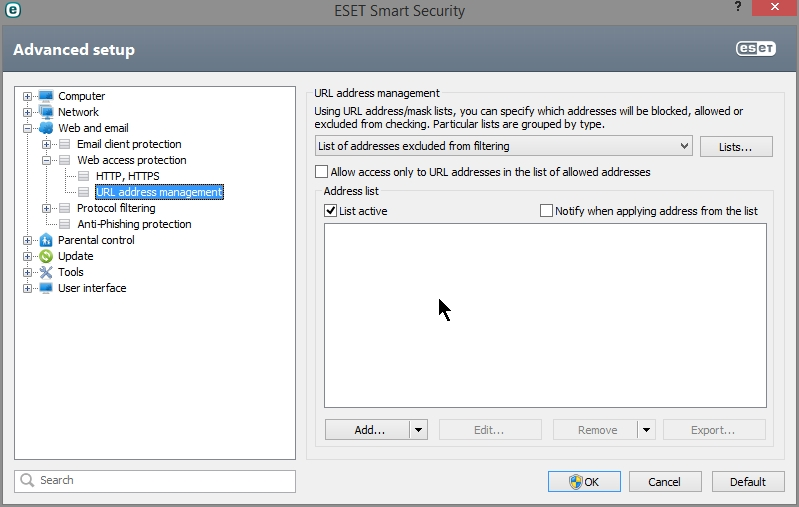 ESET SMART SECURITY 7 SETTINGS_057_05072014_193157