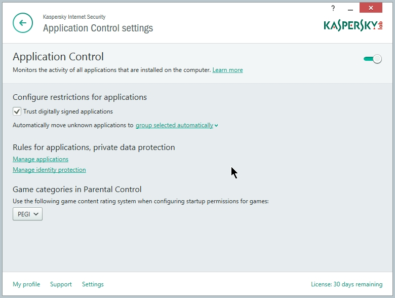 KASPERSKY INTERNET SECURITY 2015 SETTING 022_07072014_224547