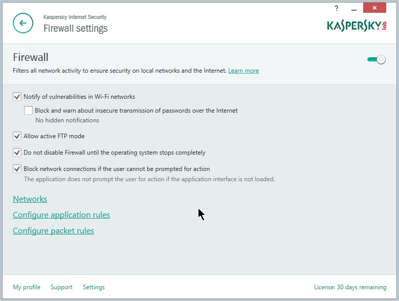 KASPERSKY INTERNET SECURITY 2015 SETTING 028_07072014_224722