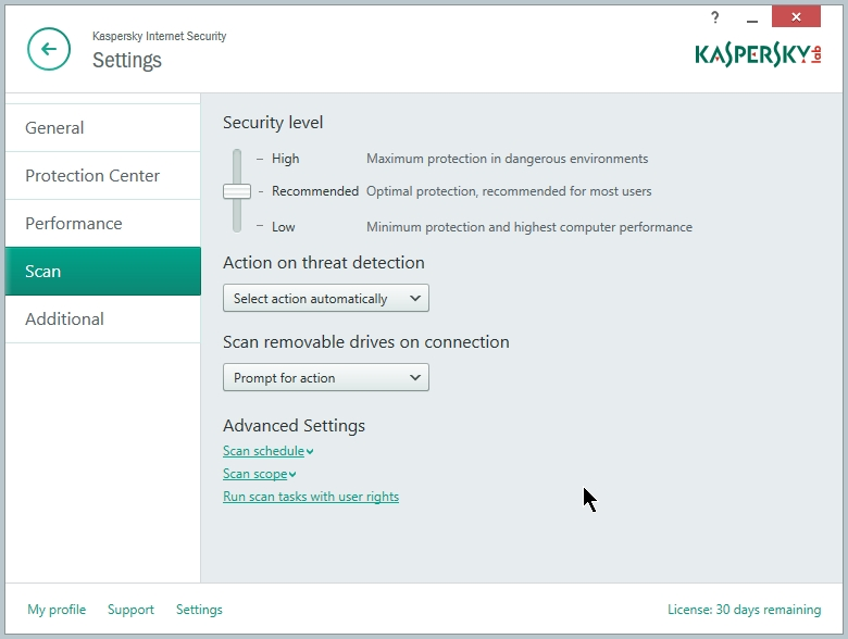 KASPERSKY INTERNET SECURITY 2015 SETTING 037_07072014_224905