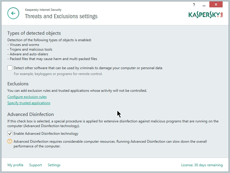 KASPERSKY INTERNET SECURITY 2015 SETTING 041_07072014_224924