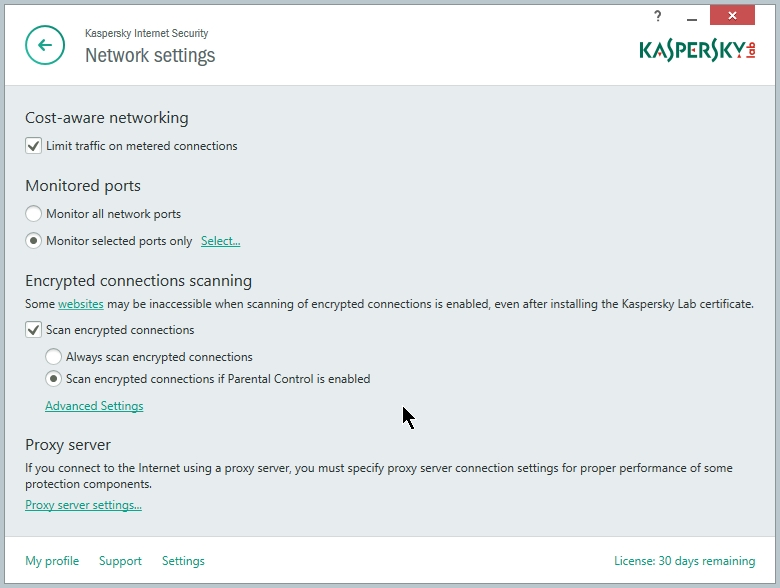 KASPERSKY INTERNET SECURITY 2015 SETTING 043_07072014_224952