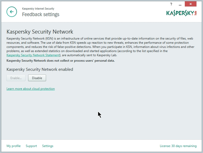 KASPERSKY INTERNET SECURITY 2015 SETTING 047_07072014_225016