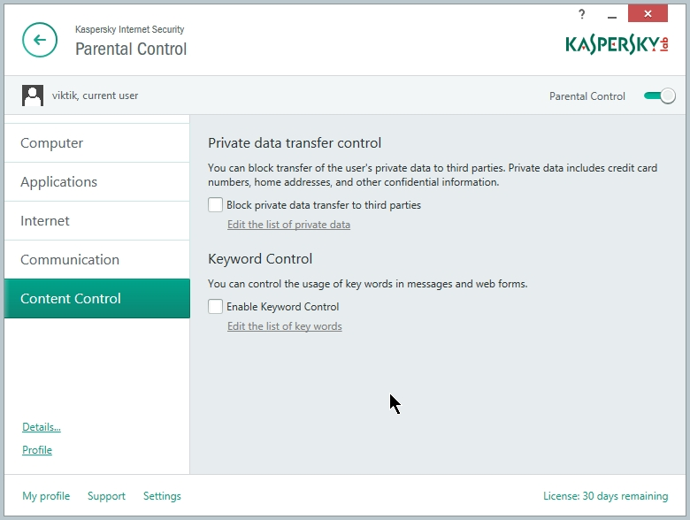 KASPERSKY INTERNET SECURITY 2015 SETTING 057_07072014_225137