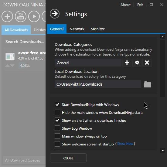 Download Ninja – Internet Download Manager & Accelerator | Cyber Raiden