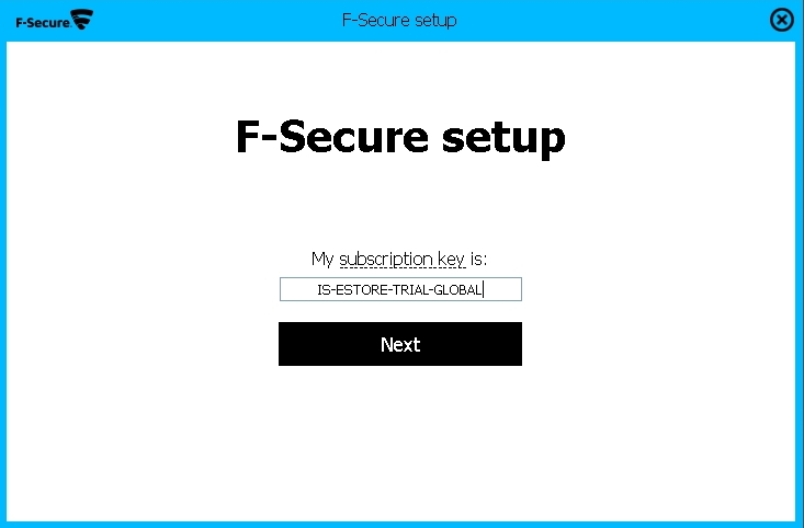 f-secure client security 9.50