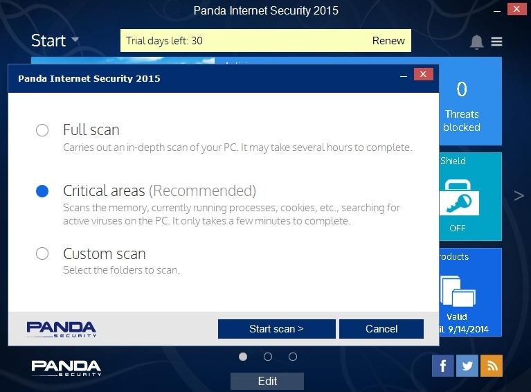 PANDA INTERNET SECURITY 2015 INTERFACE_003_15082014_172507